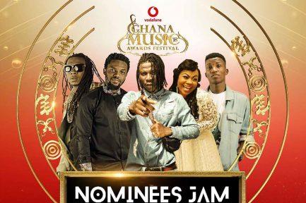 Samini, Kofi Kinaata, Gifty Osei, Kuami Eugene & more ready for VGMA nominees jam tonight