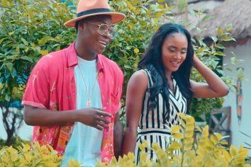 Reekado Banks reacts to Petrah's newest single 'Badder'