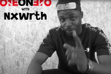 1 On 1: I'm inspired by space & the extraterrestrial – Nxwrth