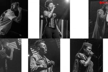 Video: Kwesi Arthur, Samini, MzVee & others perform at the VGMA Celebration Jam