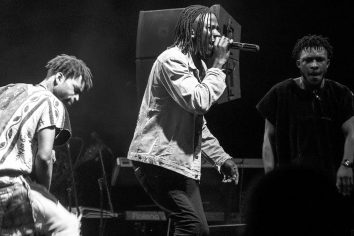 Video: Stonebwoy performs for almost an hour with live band