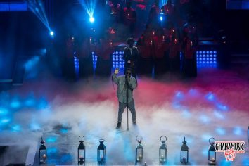 Video: Sarkodie's holistic performance at the VGMA 2018