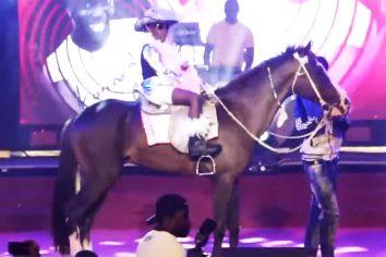 Video: DJ Switch paid tribute to Ebony at Ghana DJ Awards 2018