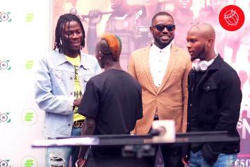 Video: Wizkid, Stonebwoy, Patapaa & more for Ghana Meets Naija 2018
