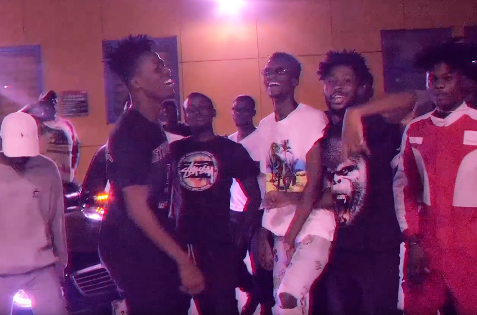 Digits Remix by $pacely feat. Kwesi Arthur
