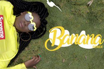 Video: Banana Remix by B.Botch feat. Pappy Kojo