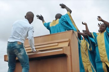 Video Premiere: CCTV by King Promise feat. Mugeez & Sarkodie