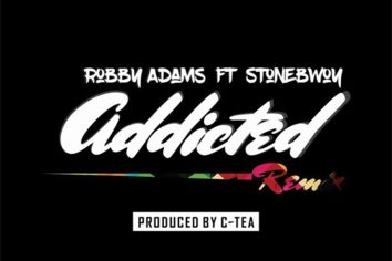 Audio: Addicted Remix by Robby Adams feat. Stonebwoy
