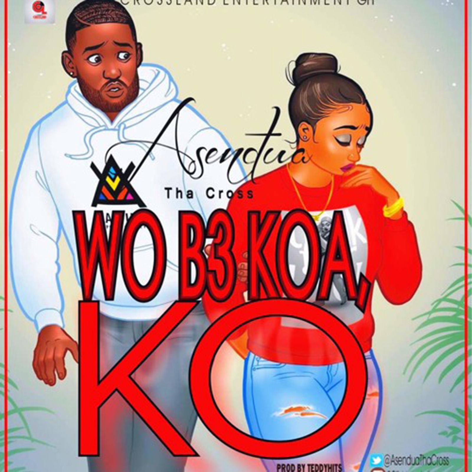 Wo B3 Koa Ko by Asendua Tha Cross