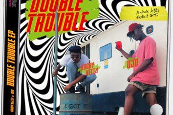Audio: Double Trouble by Ojo & Kobby Keita