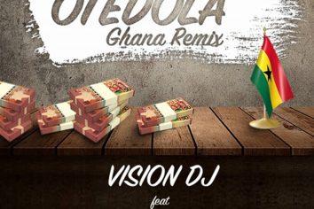 Audio: Otedola Ghana Remix by Vision DJ feat. Dice Ailes, Kwesi Arthur & Medikal