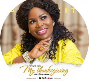 Audio: My Thanksgiving (Medawoase) by Pastor Zita