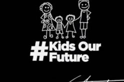 Audio: Kids Our Future by Stonebwoy