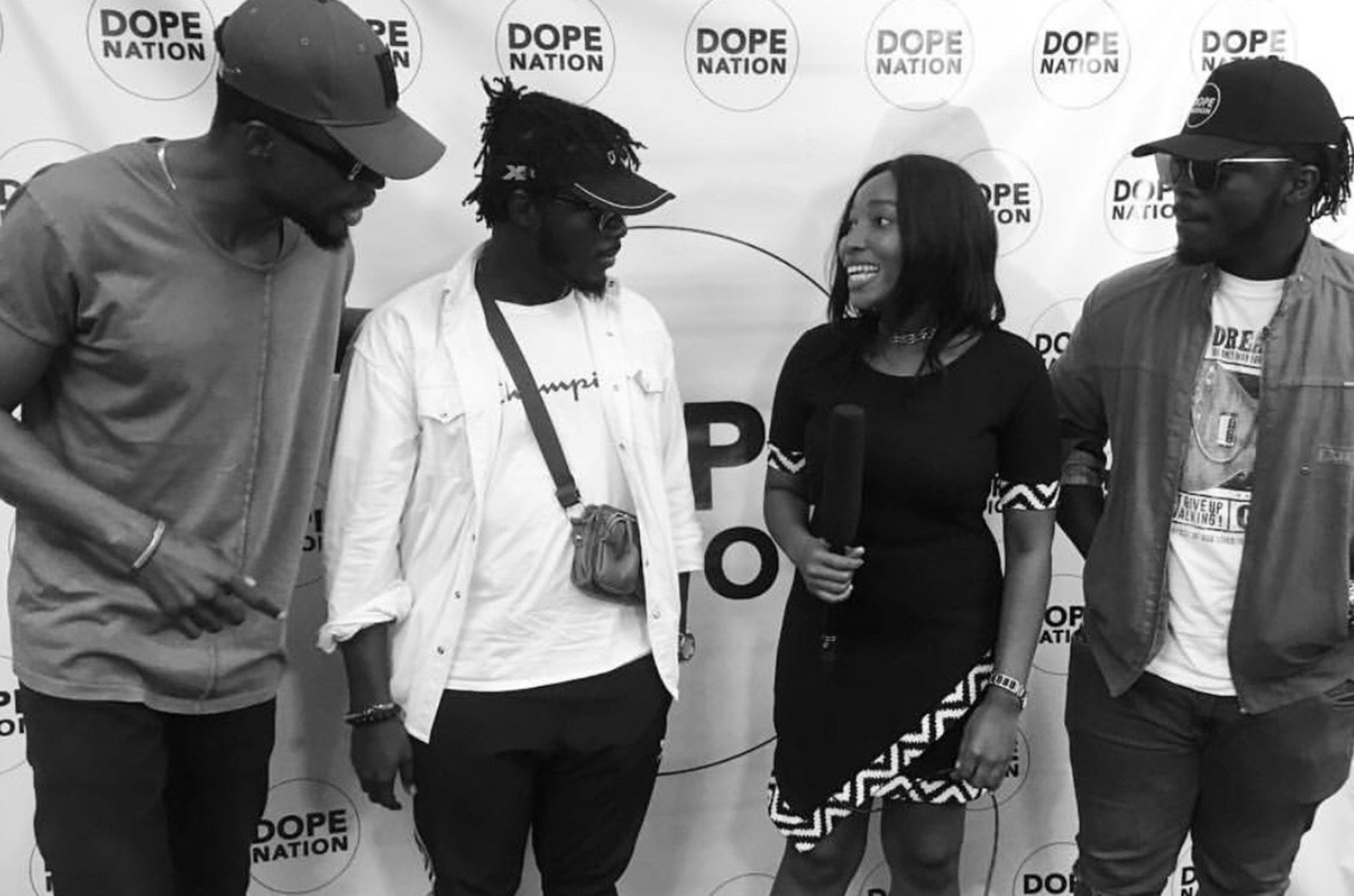Has E.L signed DopeNation onto his VO Nation label?