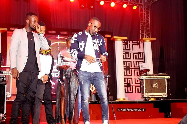 DJ Vyrusky takes over from DJ Black as Overall Best DJ of the Year