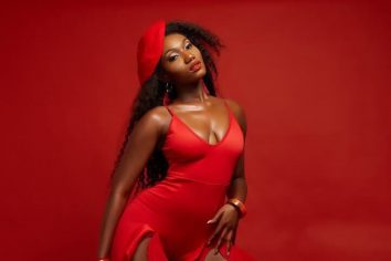 Wendy Shay is here to take you on an eye-catching ride