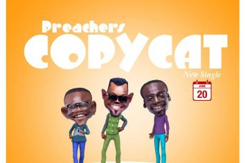 Audio: Copycat by Preachers