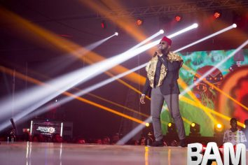 Kobla Jnr wows on Ghana Meets Naija 2018 stage