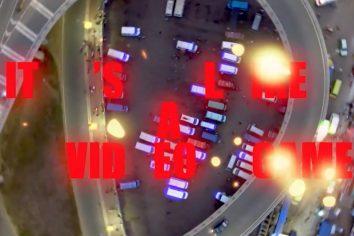 Video: It's Like A Video Game by Alex Wondergem