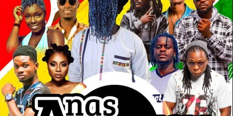 Free screening of 'Anas Number12' with Yaa Pono, Adina, Edem, Fancy Gaddam & more at the Trade Fair Car park on June 10th