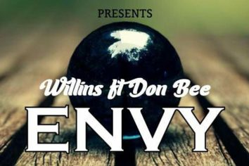 Audio: Envy by Willins feat. Don Bee