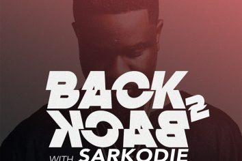 Audio: Back to Back with Sarkodie by DJ Poga