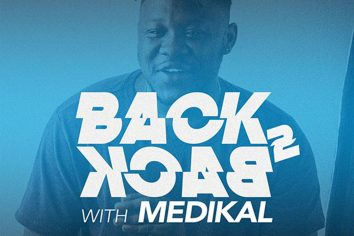 Audio: Back To Back with Medikal by DJ Poga