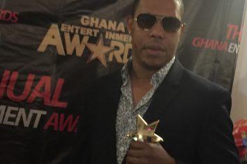 DJ Double Jay wins Best GH/USA DJ at 2018 Ghana Entertainment Awards USA
