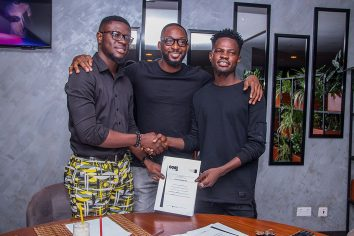 Record label signs Fameye for GH¢250,000