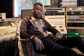 The beat production of Patoranking's 'Suh Different' by Mix Master Garzy