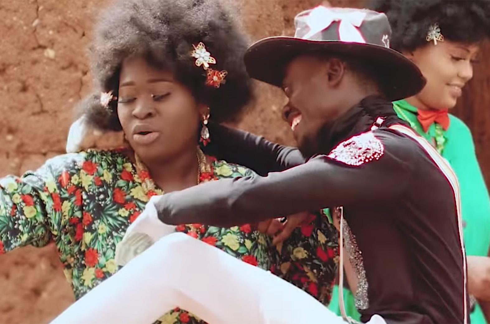 Video Premiere: Champion Atta by Sista Afia feat. Lil Win