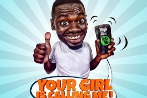 Audio: Your Girl Is Calling Me by Kay Dizzle