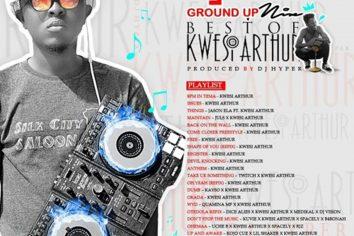 Audio: Best Of Kwesi Arthur by DJ Hyper