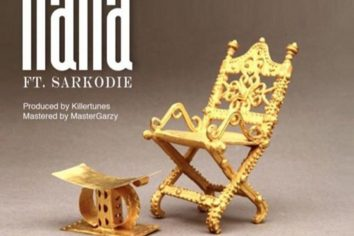 Audio: Nana by Becca feat. Sarkodie