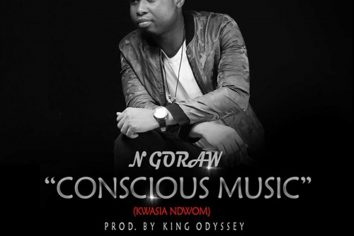 Audio: Conscious Music by N Golaw