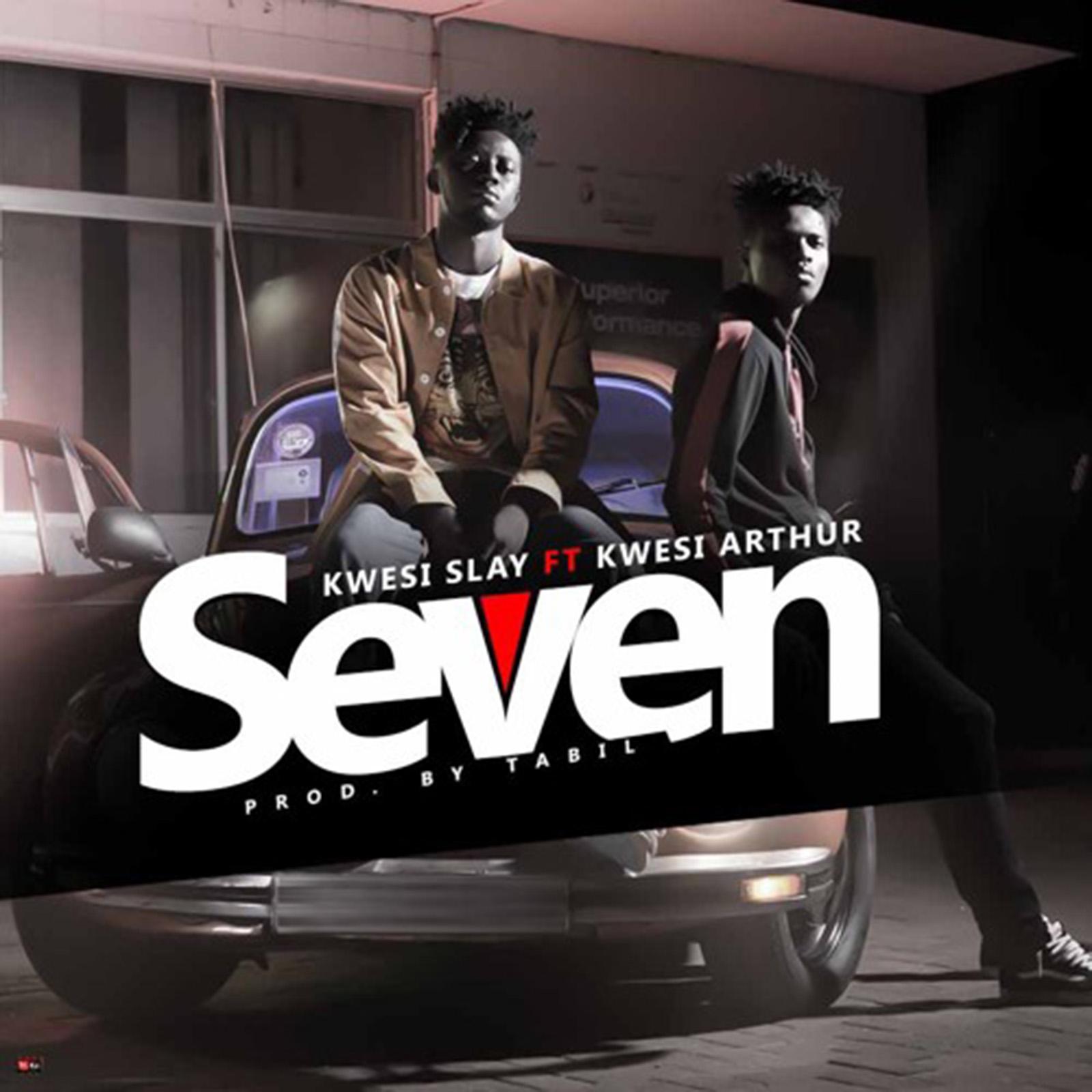 Seven by Kwesi Slay feat. Kwesi Arthur