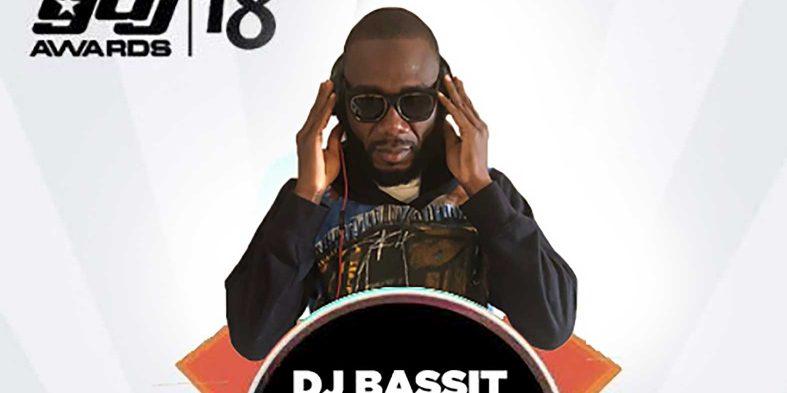 DJ Bassit earns Best Pub DJ nomination for 2018 Ghana DJ Awards