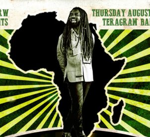 KCRW presents Rocky Dawuni @ Teragram Ballroom on 16/8/18