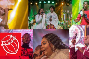 Video: Gospel Stars thrilled fans at Tehilla Experience 2018