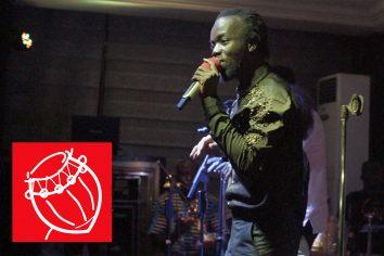 Video:Akwaboah peforms Kofi Kinaata's Sweetie Pie