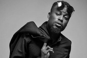 Music producer Mix Master Garzy plays a hilarious role in comedy skit