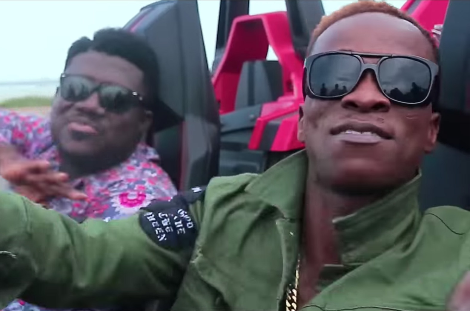 Video Premiere: Who Say Man No Dey by K.K Fosu feat. Ayesem