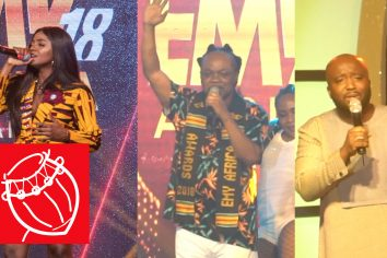 Video: Simi & Daddy Lumba performed at the EMY Awards 2018