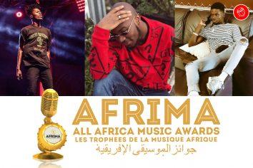 King Promise, Kwesi Arthur & Kuami Eugene nominated for AFRIMA Awards Regional Categories