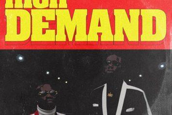Audio: High Demand EP by King Joey & Moor Sound