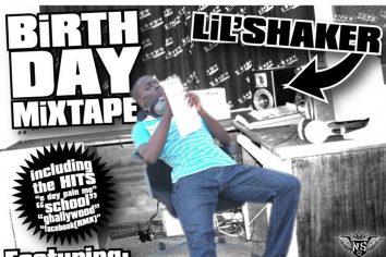 Audio: Birthday Mixtape by Shaker