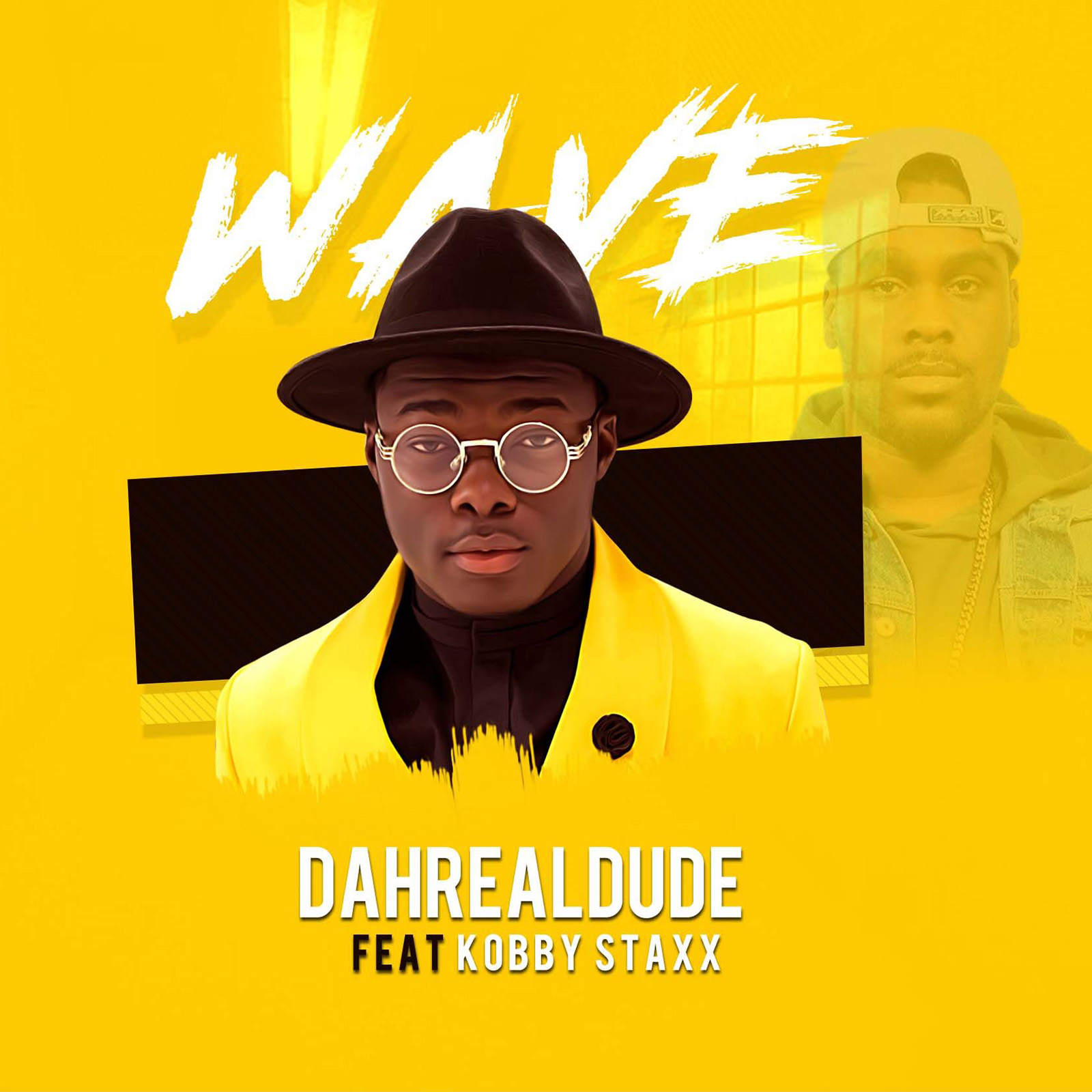 Wave by Dahrealdude feat. Kobby Staxx