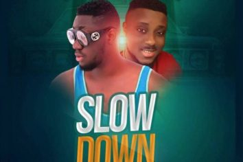 Audio: Slow Down by Mike Benzy feat. Sunshyn