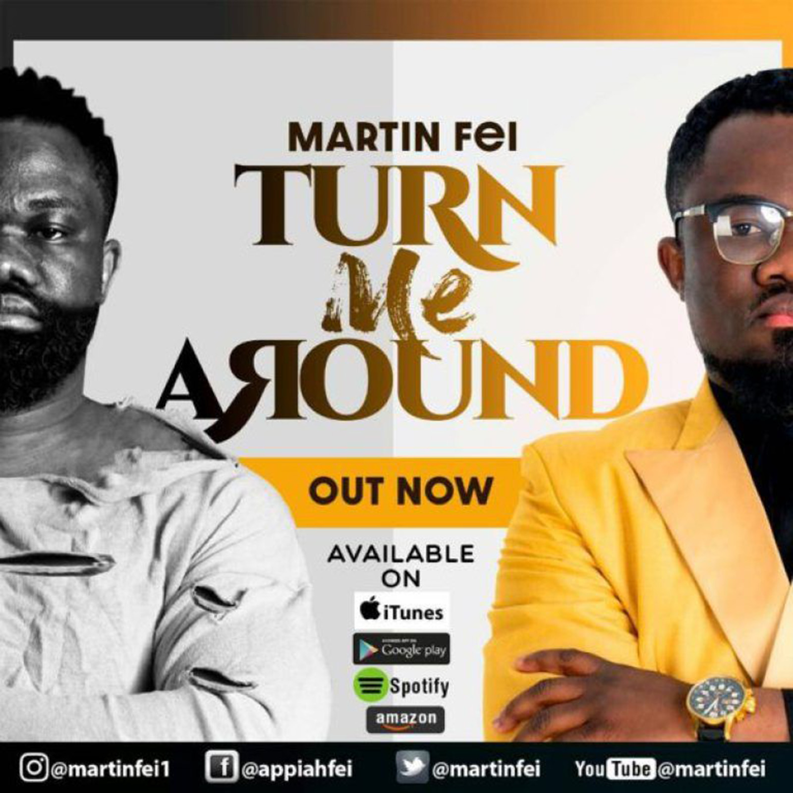 Turn Me Around by Martin Fei