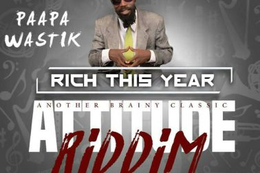 Audio: Rich This Year by Paapa Wastik